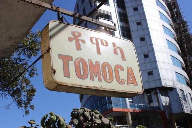 Tomoca, Addisz Ababa egyik, ha nem a leghíresebb kávézója.jpg