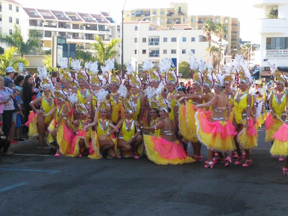Carnaval de Arona, Tenerife - Éva