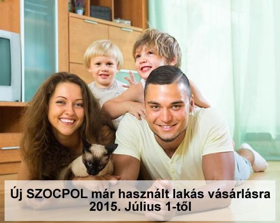 Félszocpol - fél csok: jön a családi otthonteremtési kedvezmény 2015-ben