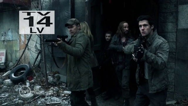 Falling Skies 4x08 - A Thing with Feathers