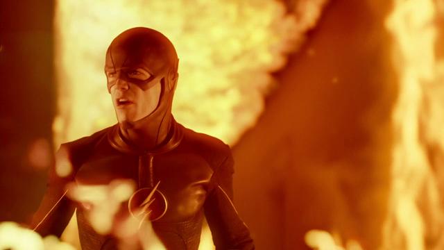 The Flash 1x02 – Fastest Man Alive