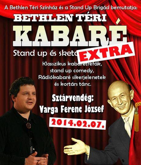 Bethlen Téri Kabaré Extra