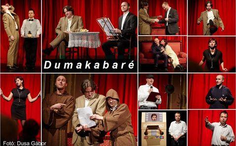 Dumakabaré kritika