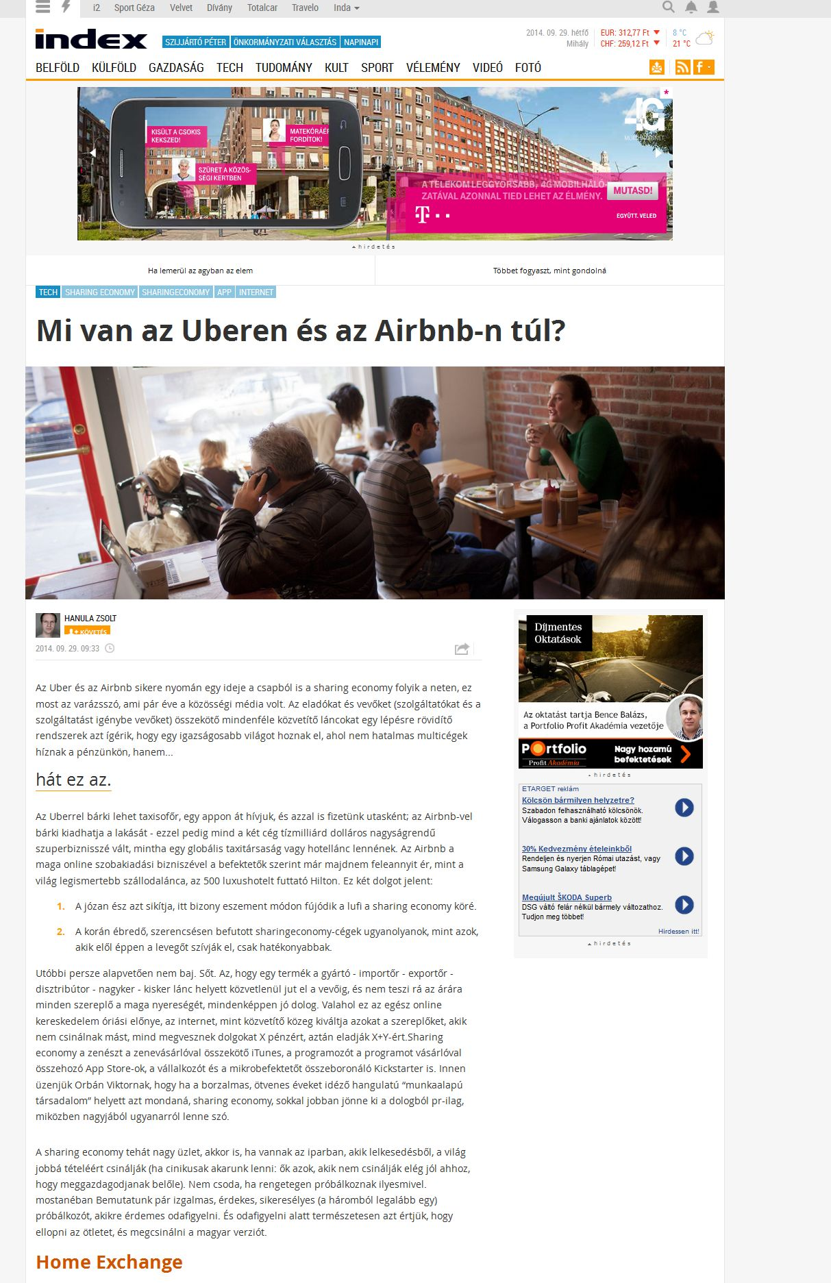 Blogposzt @ Index Urbanista