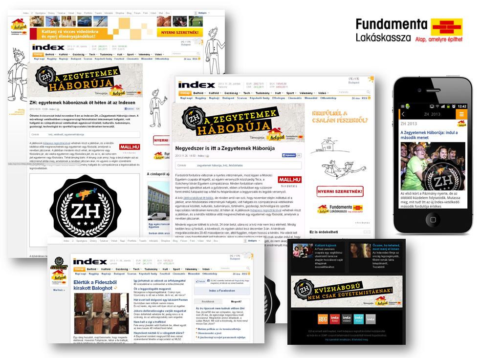 ZH-t támogatott a Fundamenta