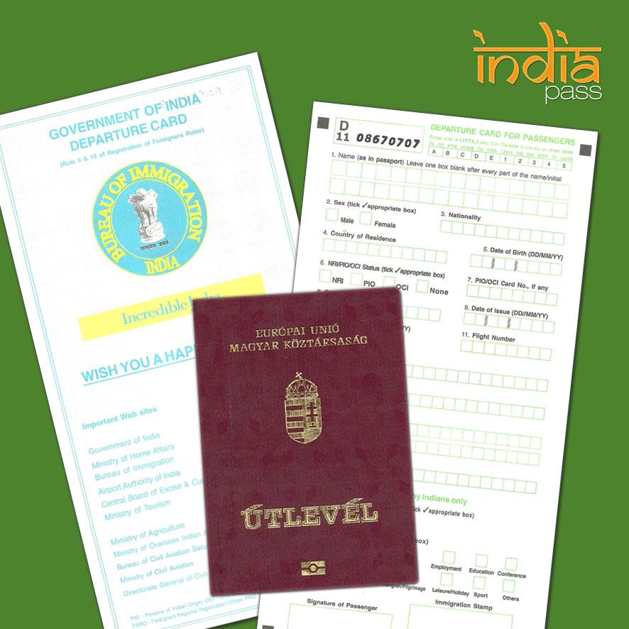 IndiaPass: Indiai utazás