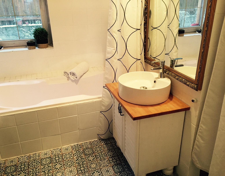 DIY fürdőszoba felújítás - Industrial Furniture