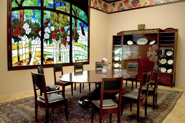 Az Andrássy - ebédlő rekonstrukciója.jpg