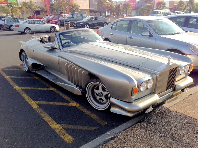 Heavily Modified Cars For Sale Uk