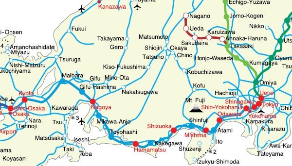 Tokaido Shinkansen Map JRPASS.jpg