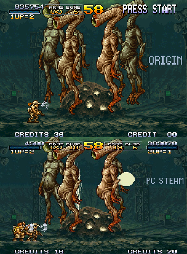 metal slug 3 pc steam origin comparison.png