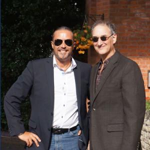 Bo Juel és Steven Hassan.jpg
