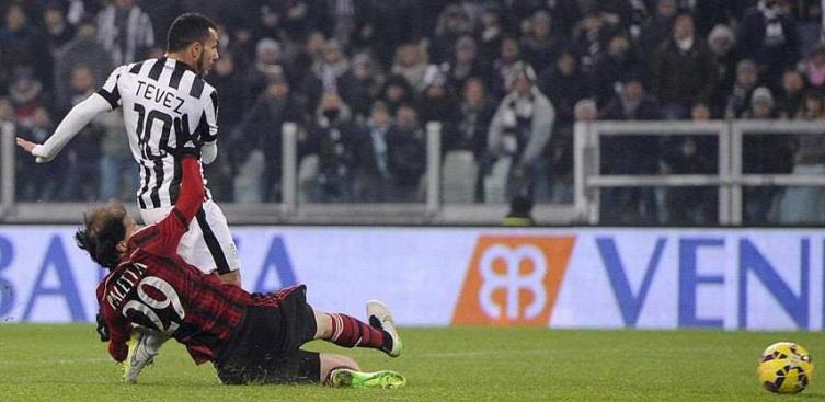 Osztályzatok: Juventus - Milan 3:1