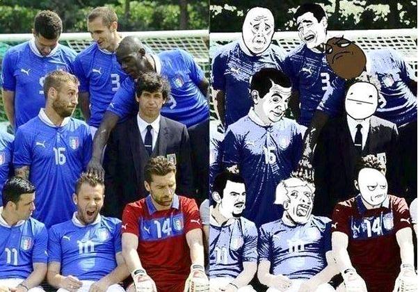 Az 5 legnagyobb olasz futball incidens és baki