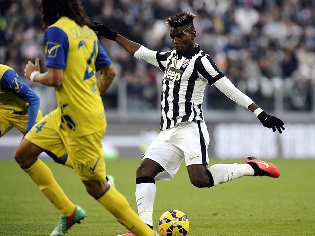Juventus - Chievo 2:0