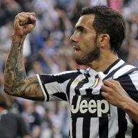 A Juventus játékosai bizakodva várják a Benfica elleni visszavágót