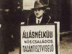 Munkanélküli 1930