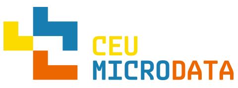 CEU Microdata