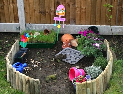 Kerti gyerekcsalogatók - Megyeri Szabolcs kertész blogja