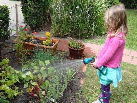 V watering garden.JPG