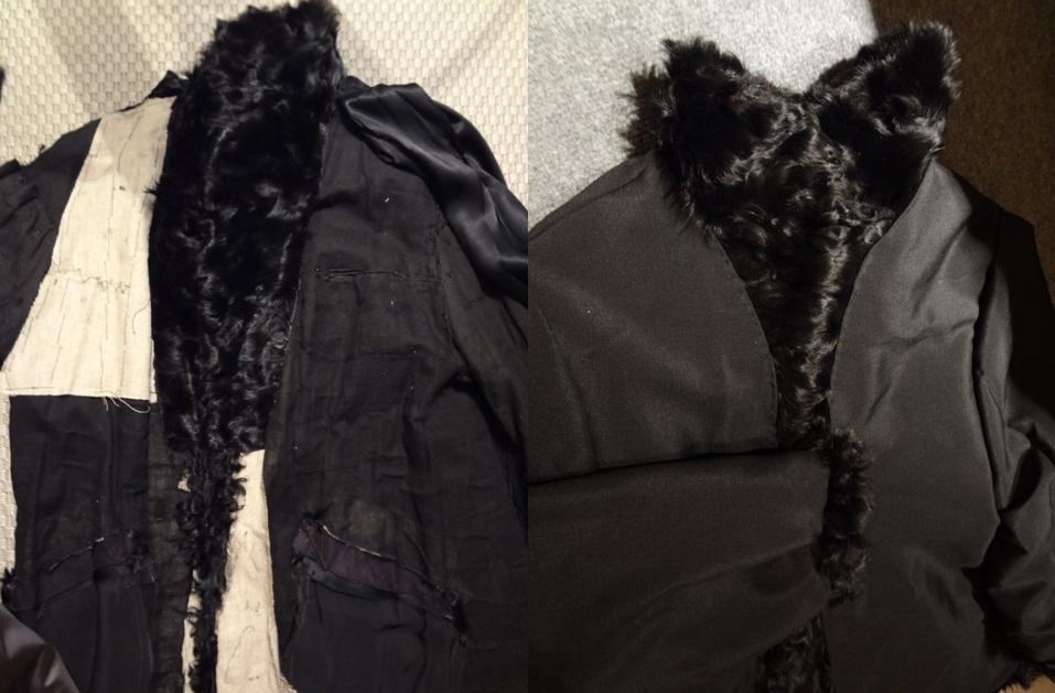 Perzsa bunda átalakítása
