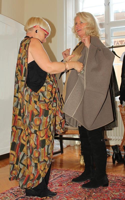 kati new look 3: poncsóból kabát