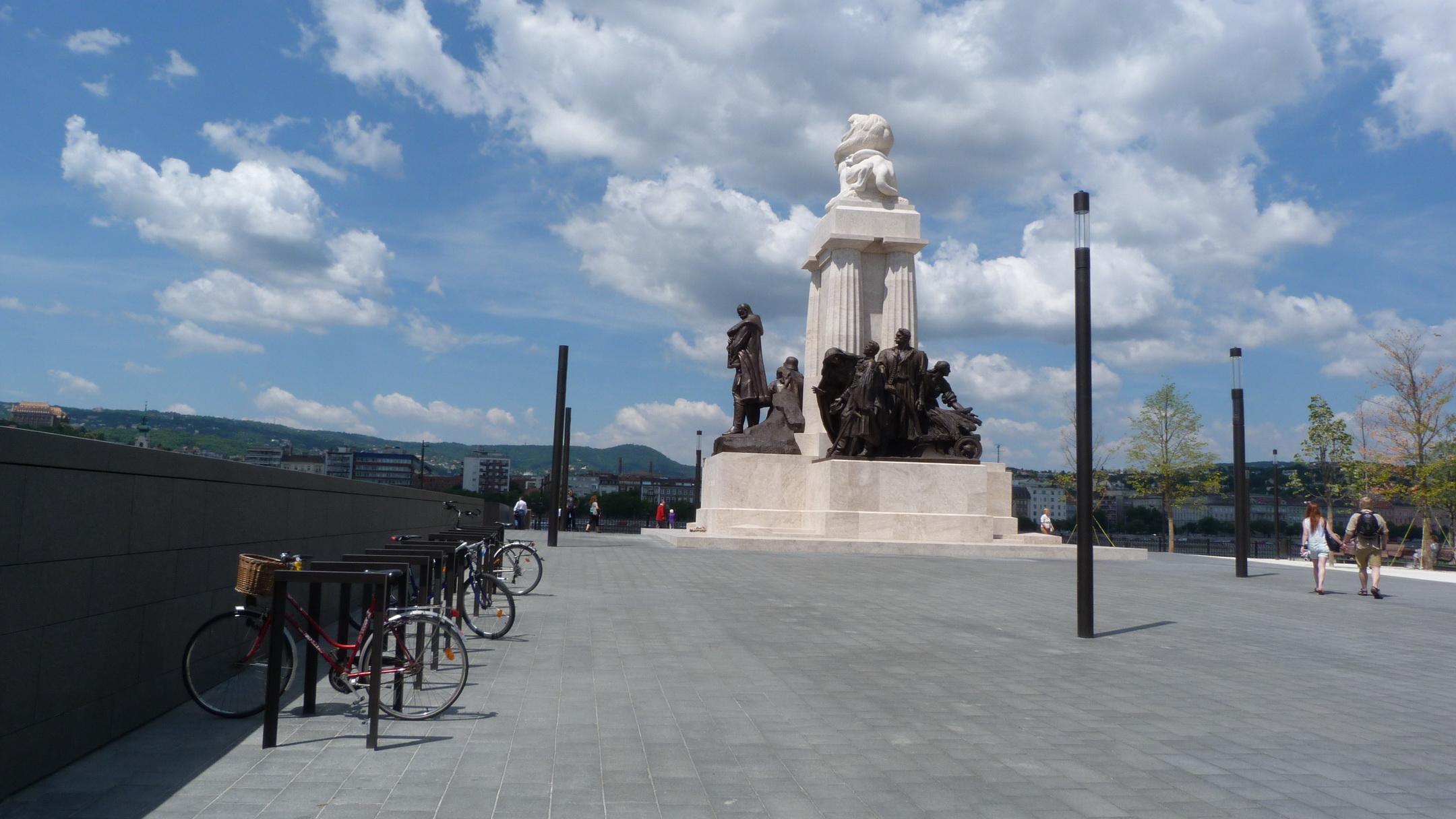 Tisza István szobor