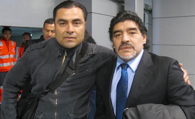 Abel Rodriguez és Maradona.jpg