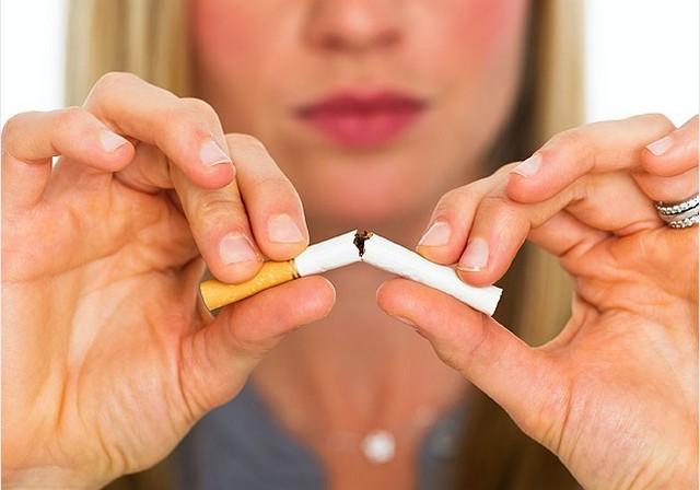 dohányzásról való leszokás szokásai)