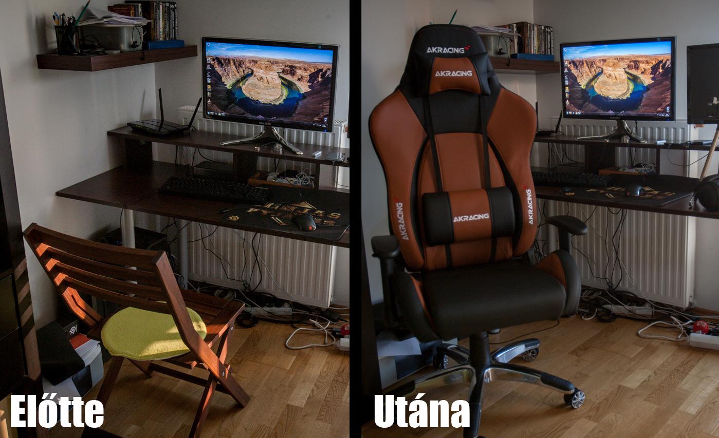 Mire jó egy gamer szék?