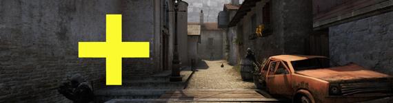 CS:GO célkereszt