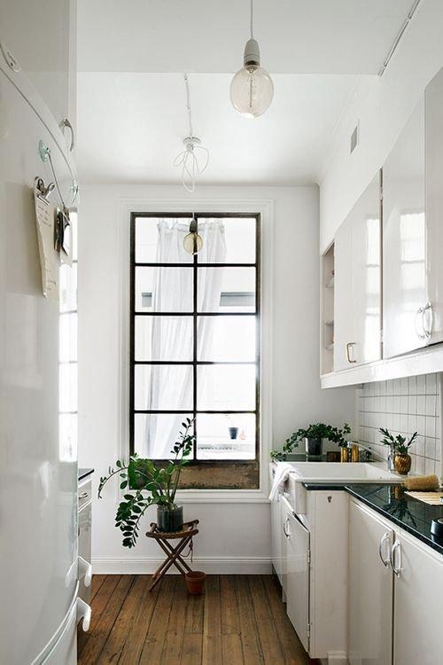 Kis konyh ban nagyszer en konyhasziget for Interior design praktikum
