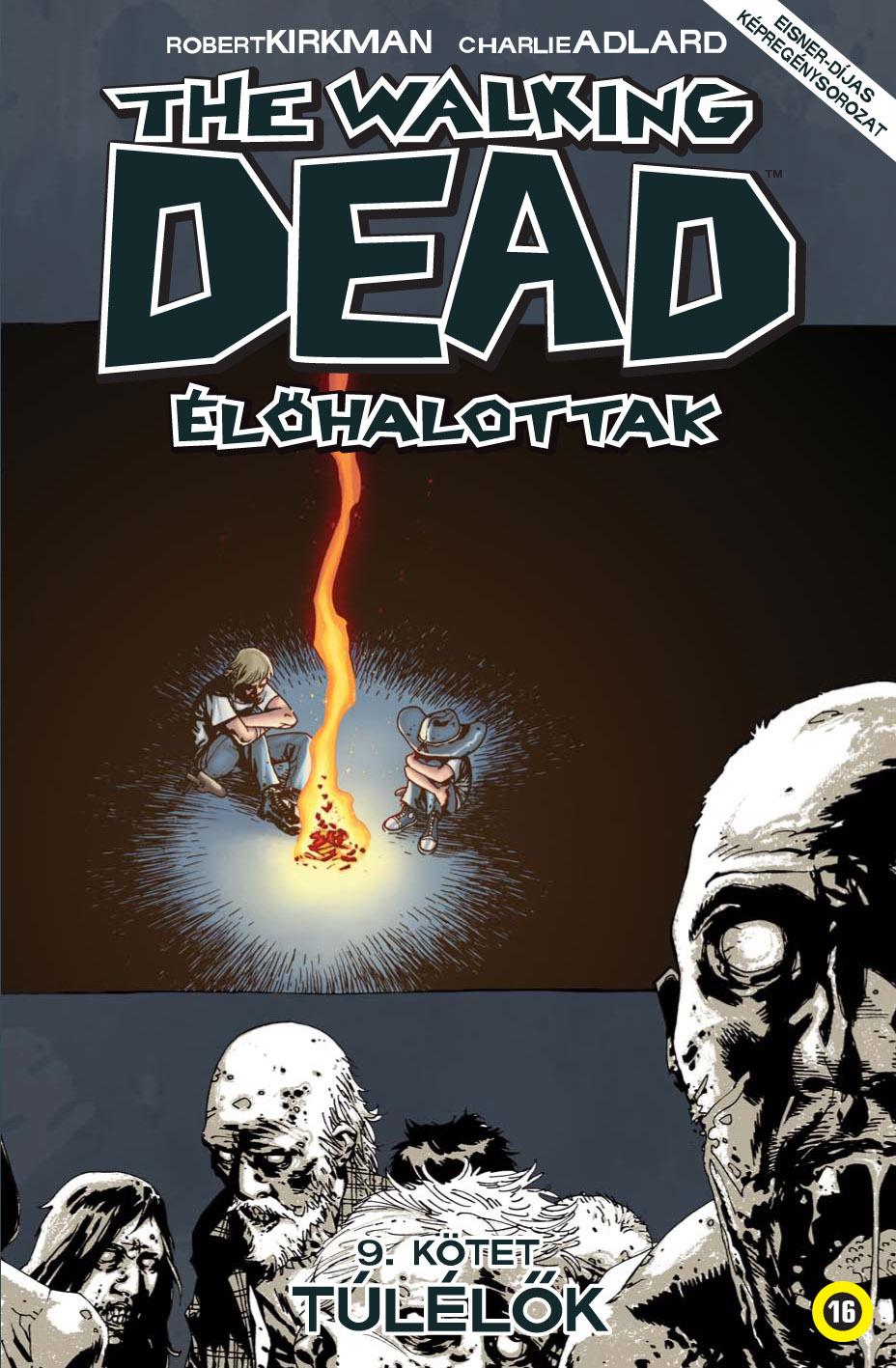Brutális lefejezéssel érkezik a Walking Dead 9. kötete