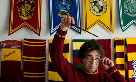 Jogi egyetemre járt a világ legnagyobb Potter-rajongója