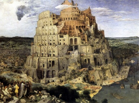 logikai jatek: babel tornya