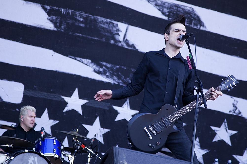 Anti-Flag (Fotó: Martin Wanda)
