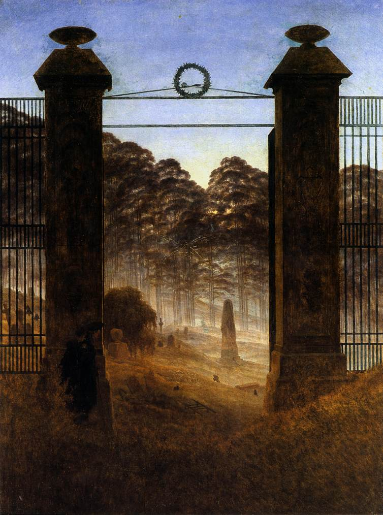 caspar-david-friedrich-the-cemetery-entrance 1825.jpg