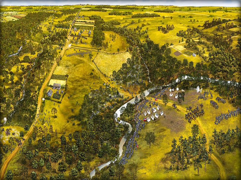 Blackburn's Ford 18 July 1861 12 Noon.jpg