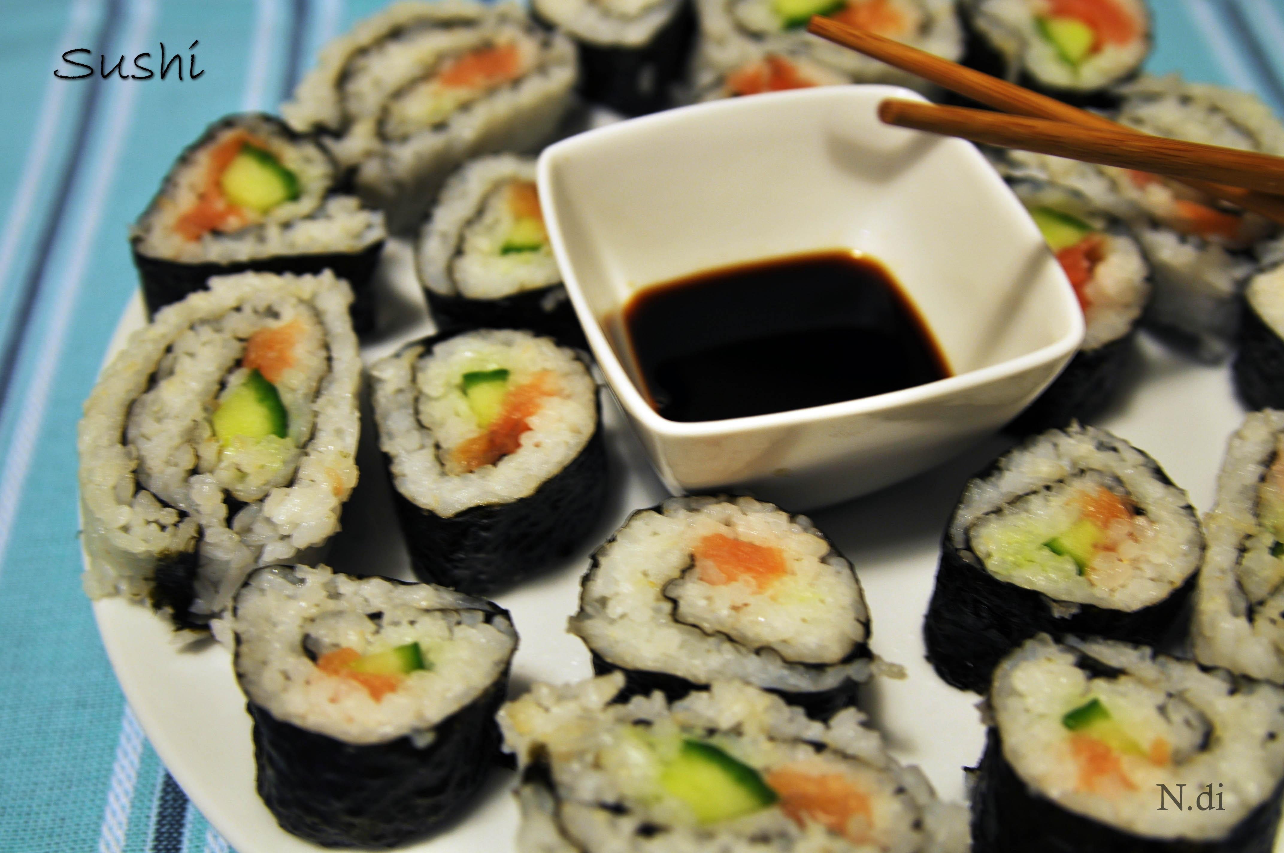 Vacsora japán stílusban - azaz csináljunk otthon Sushit