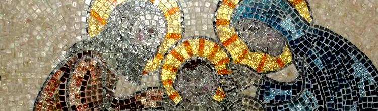 Betlehem mozaik - MOMKult - Építsünk közösen Betlehemet