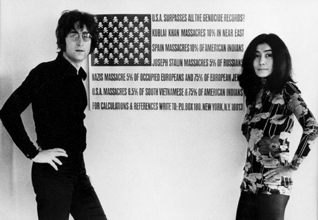 Hangos béke – Az Egyesült Államok kontra John Lennon