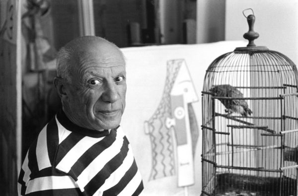 Picasso Fun Facts