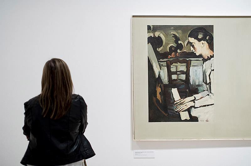 Cézanne-t festeni kottából