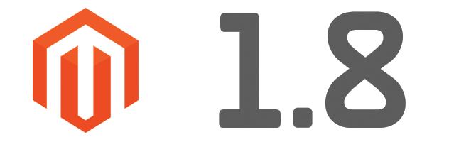magento webáruház 1.8