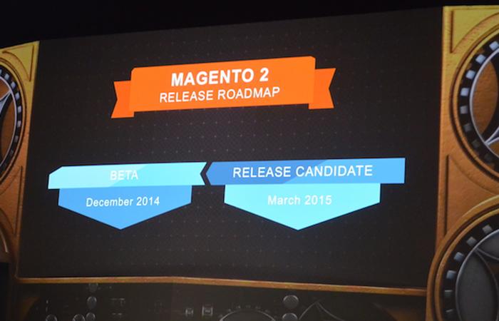 Magento 2.0 várható dátumok