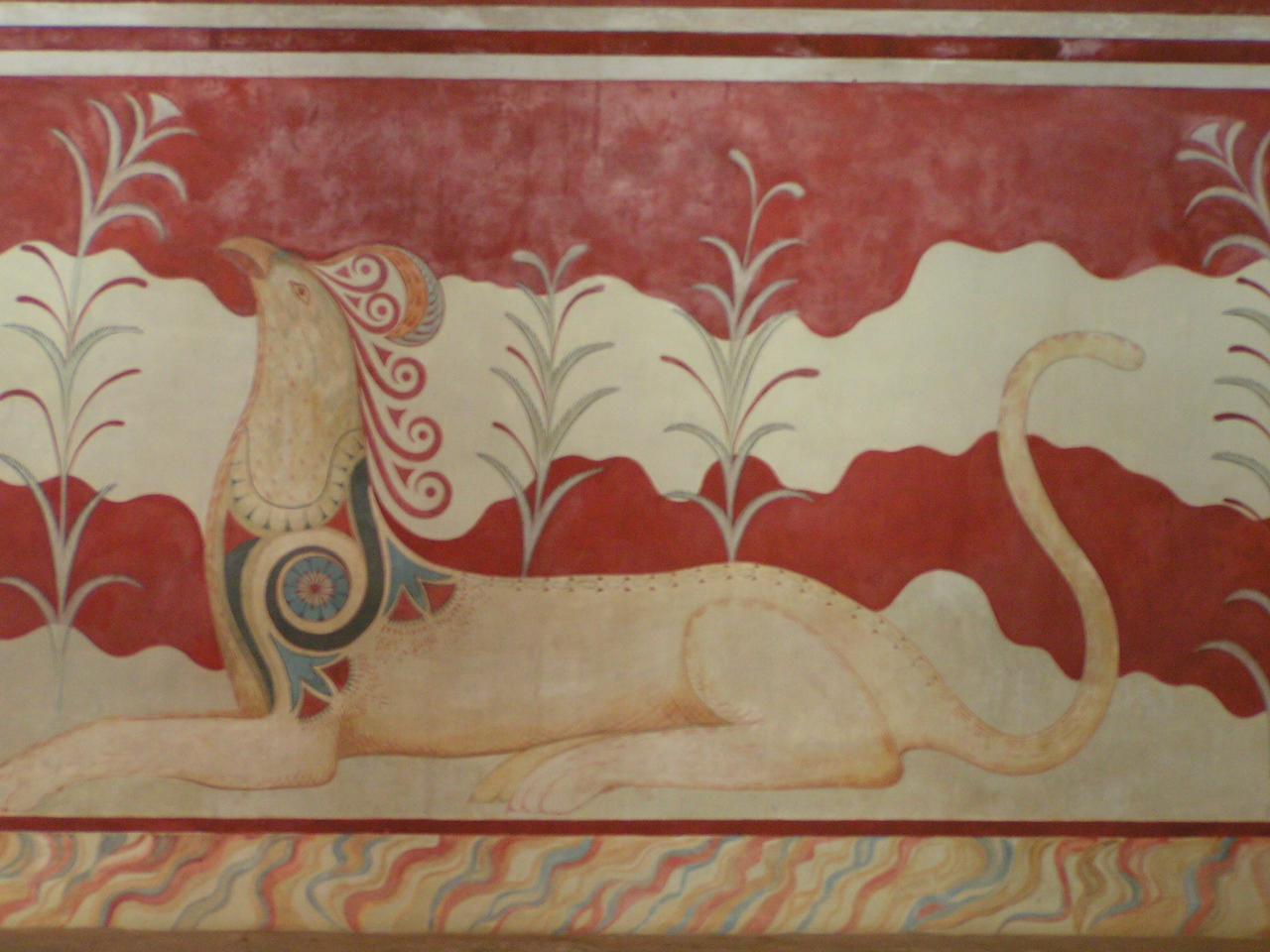 Knossos_fresco_in_throne_palace.JPG