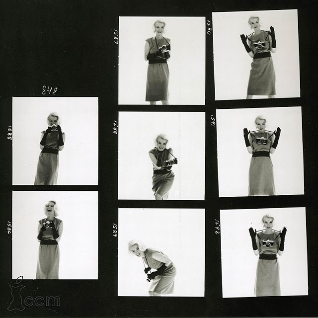 Contact Sheets of Marilyn Monroe with a Nikon F (1).jpg