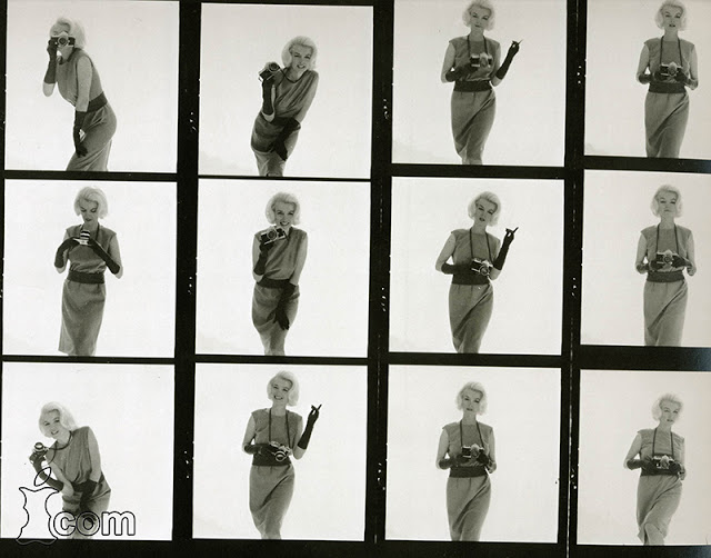 Contact Sheets of Marilyn Monroe with a Nikon F (2).jpg