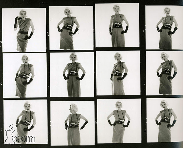 Contact Sheets of Marilyn Monroe with a Nikon F (4).jpg
