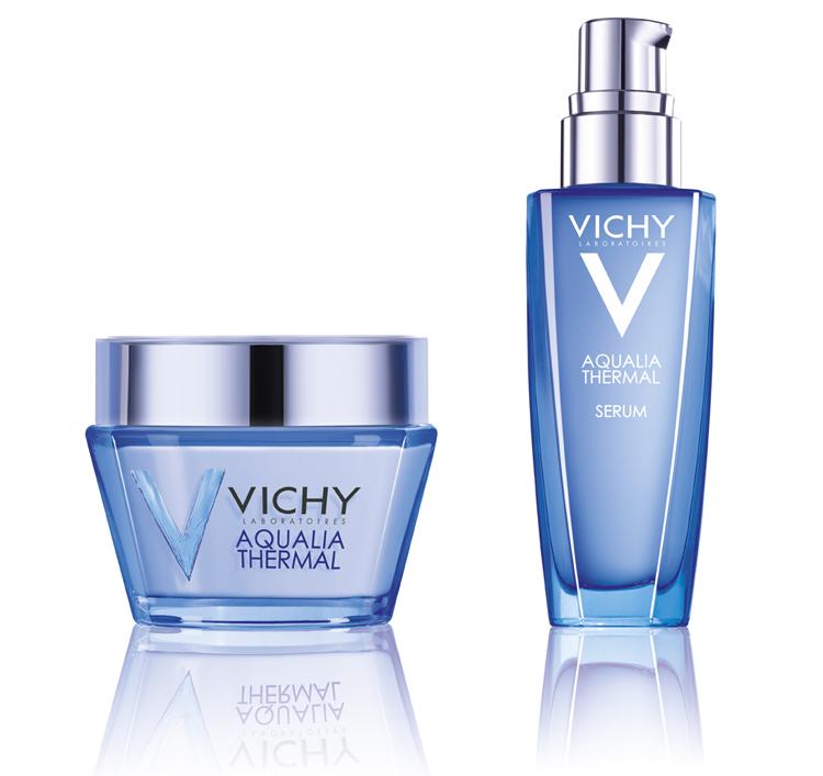 Újdonságok a Vichy-től: Aqualia Thermal Dinamikus Hidratálás termékcsalád